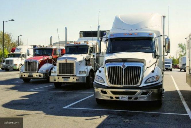 Общество: В Британии начнут использовать более крупные грузовики