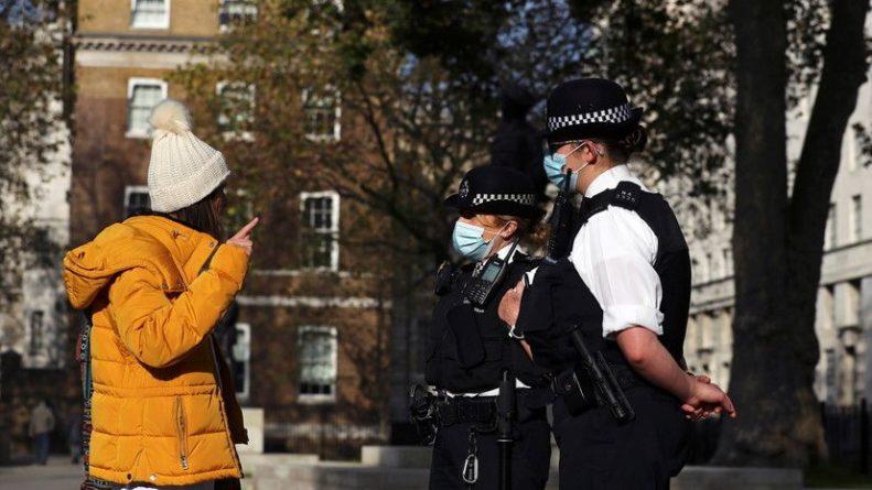 Общество: В Британии за сутки выявили более 21 тысячи случаев коронавируса