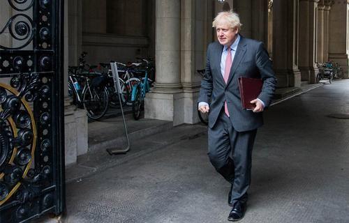 Общество: Премьеру Великобритании грозят конфликтом с Байденом