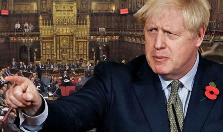Общество: Палата лордов отклонила изменения в соглашении по Brexit