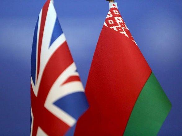 Общество: Великобритания вышлет двух белорусских дипломатов