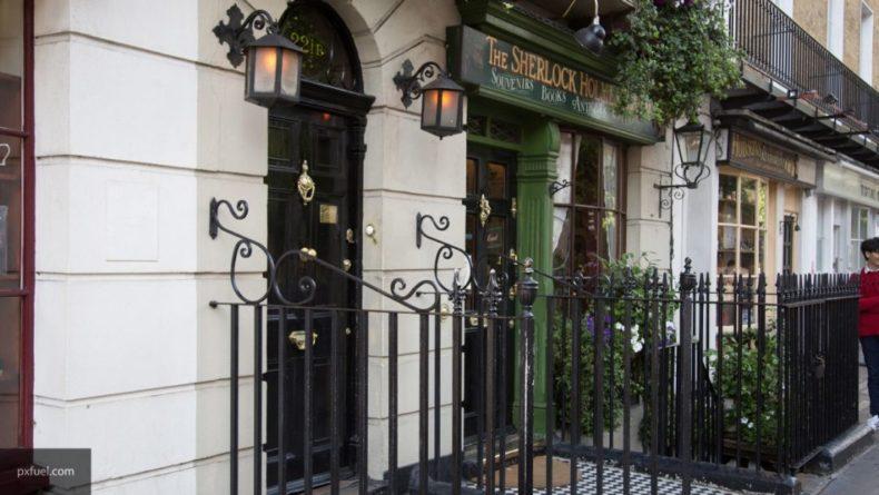 Общество: The Times раскрыла имя настоящего владельца дома Шерлока Холмса в Лондоне