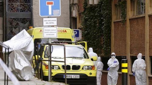 Общество: Испания, Италия и Великобритания фиксируют рекордную смертность от COVID-19
