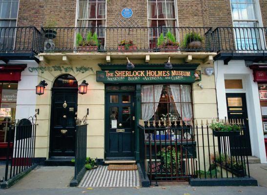 Общество: СМИ: дочери Назарбаева принадлежит дом Шерлока Холмса в Лондоне
