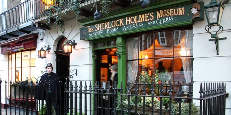 Общество: Владелицей дома Шерлока Холмса в Лондоне оказалась дочь Назарбаева