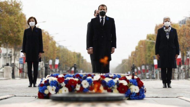 Общество: В Париже и Лондоне почтили память павших в Первой мировой