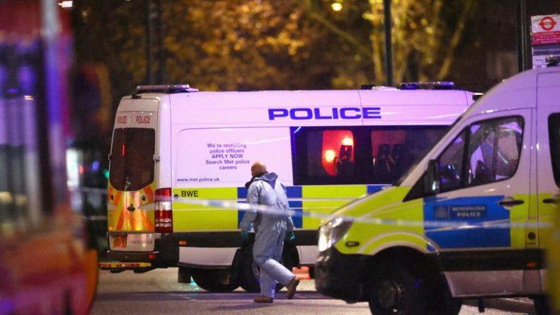 Общество: Антитеррористический отдел подключили к расследованию наезда в Лондоне