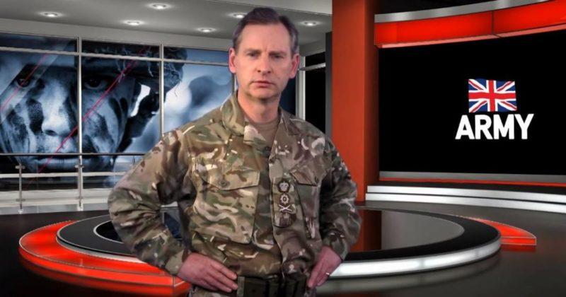 Общество: Британский генерал потерялся во время учений под Солсбери