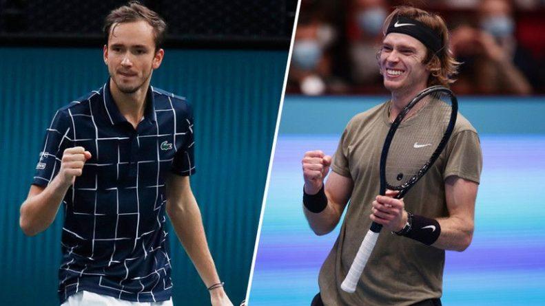 Общество: Реванш и дебют: что ждёт Медведева и Рублёва на Итоговом турнире года ATP в Лондоне