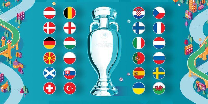 Общество: Евро-2020 может полностью пройти в Великобритании - ТЕЛЕГРАФ