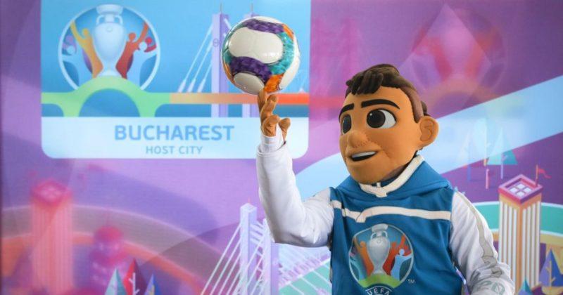 Общество: Евро-2020 в Великобритании: УЕФА отреагировал на слухи о проведении турнира в одной стране