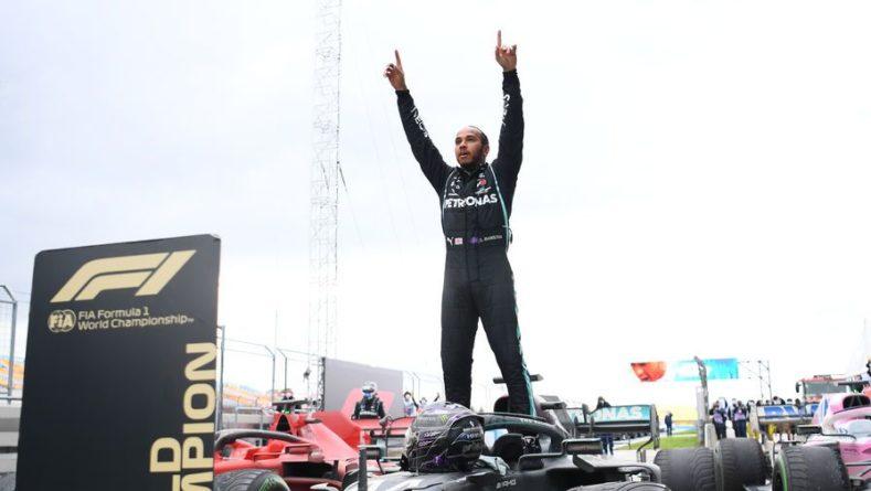 Общество: Экс-игрок сборной Англии оценил победу Хэмилтона в чемпионате «Формулы-1»