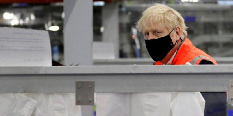 Общество: Борис Джонсон самоизолировался после контакта с заболевшей коронавирусом