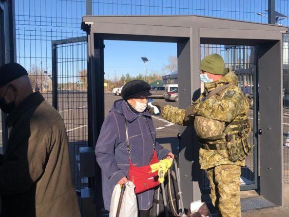 Общество: Посольство Великобритании в Украине: РФ должна призвать своих марионеток немедленно открыть КПВВ в Счастье и Золотом