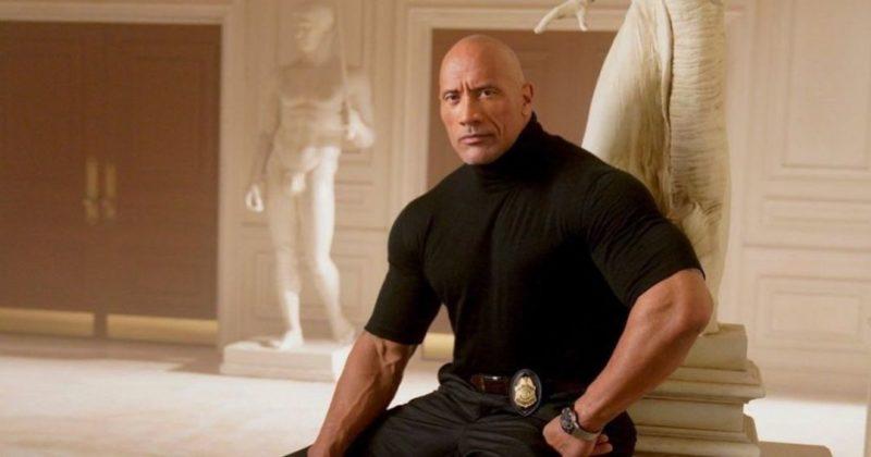 """Общество: Дуэйн """"Скала"""" Джонсон не влез в эксклюзивный спорткар на съемках фильма"""