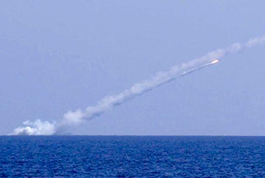 Общество: Польские журналисты заявили, что Россия могла случайно ударить ракетой «Калибр» по Великобритании