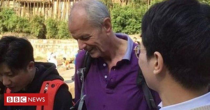 Общество: Консул Британии в Китае вплавь спас упавшую в реку студентку (видео)