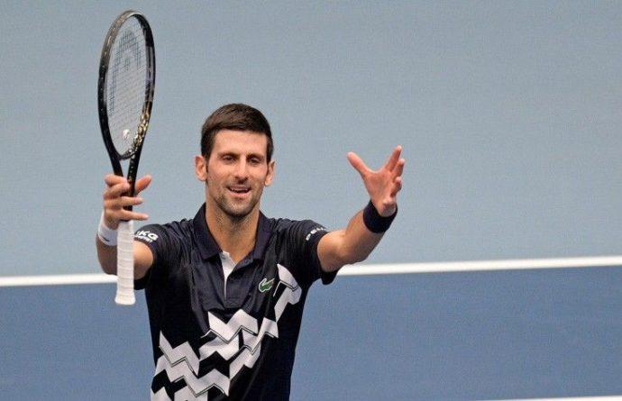 Общество: Новак Джокович разгромил Диего Шварцмана на итоговом теннисном турнире в Лондоне