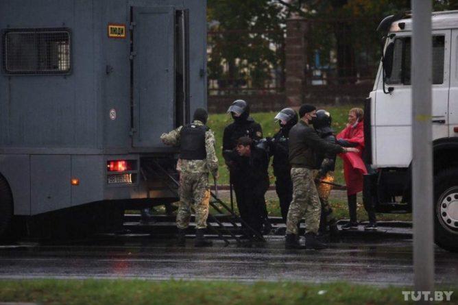 Общество: ЕС, Британия и США осудили нарушения прав человека в Беларуси