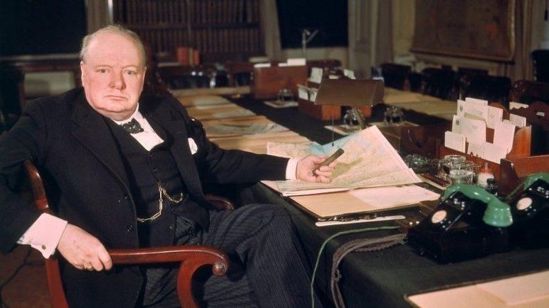 Общество: Картину Черчилля продали на аукционе в Великобритании за 1,3 миллиона долларов