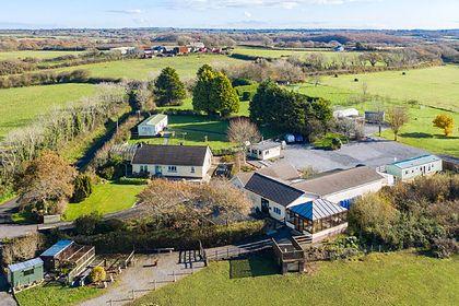 Общество: В Великобритании выставили на продажу дом с собственным виноградником и кафе