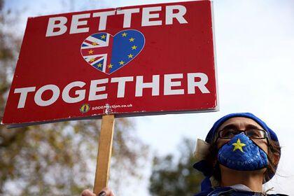 Общество: В Евросоюзе решили подготовиться к неудачному исходу Brexit