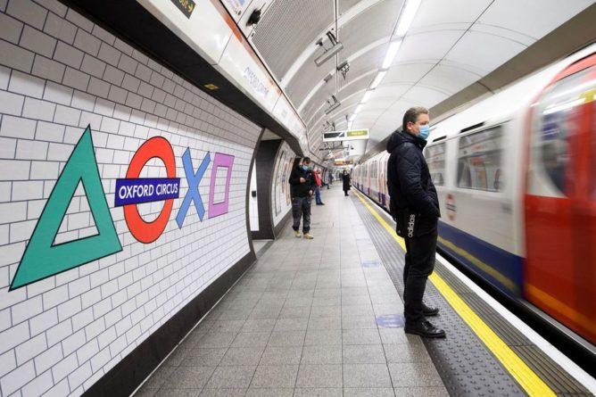 Общество: Для рекламы PlayStation 5 Sony выкупила станцию метро в Лондоне