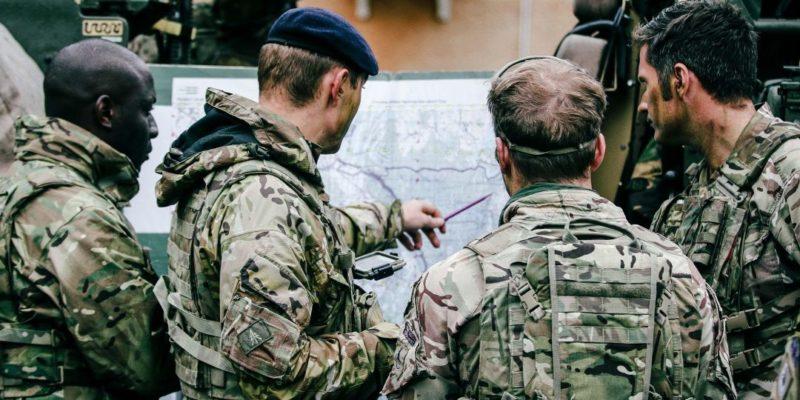 Общество: Британия выделит на армию рекордную сумму со времен холодной войны