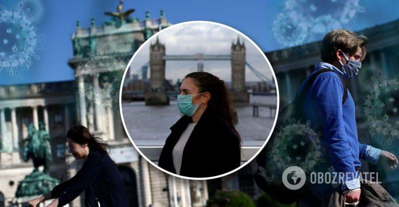 Общество: Карантин коронавирус Европа: украинка рассказала о локдауне в Вене и Лондоне