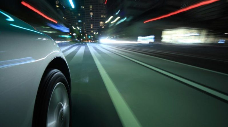 Общество: Британец получил штраф за превышение скорости звука (Фото)
