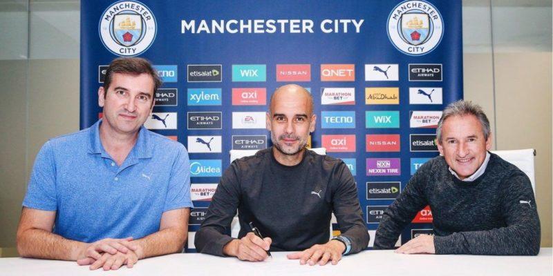 Общество: Манчестер Сити покончил со слухами об уходе звездного тренера