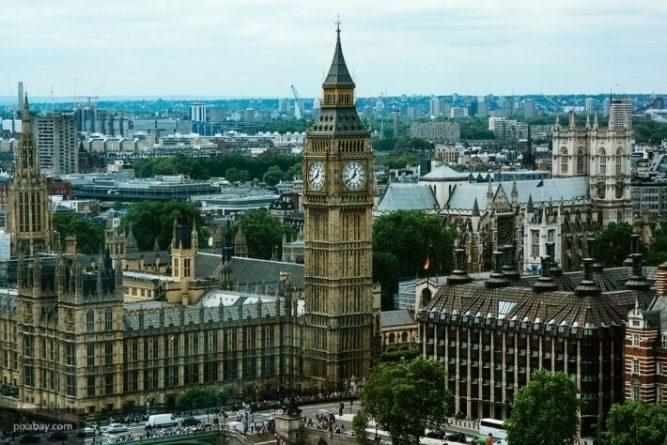 Общество: Британия выделила 16,5 млрд фунтов стерлингов на финансирование обороны
