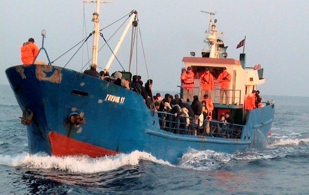 Общество: В Британии задержали украинцев за перевозку нелегалов