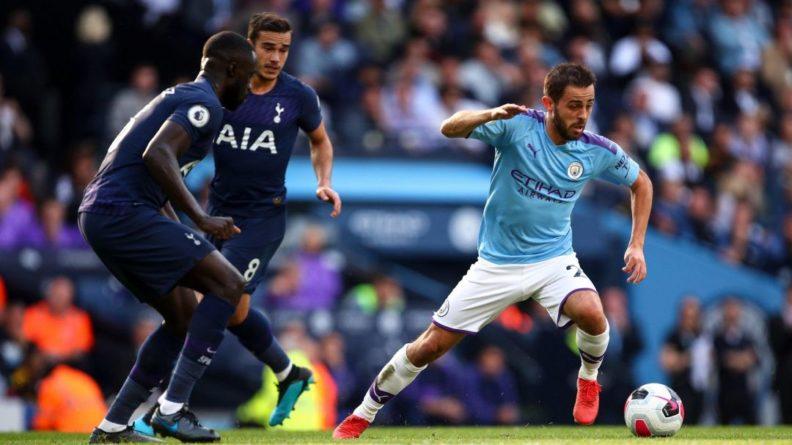 Общество: Тоттенхэм – Манчестер Сити: где смотреть онлайн матч АПЛ