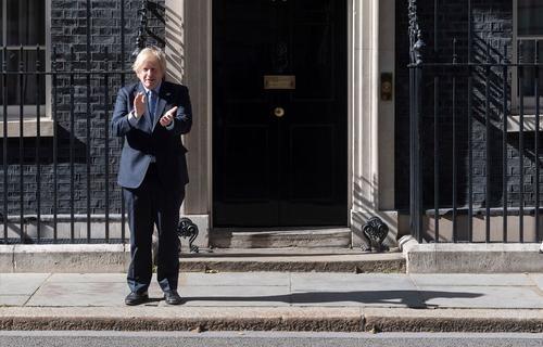 Общество: Премьер Британии рассказал о своей самоизоляции