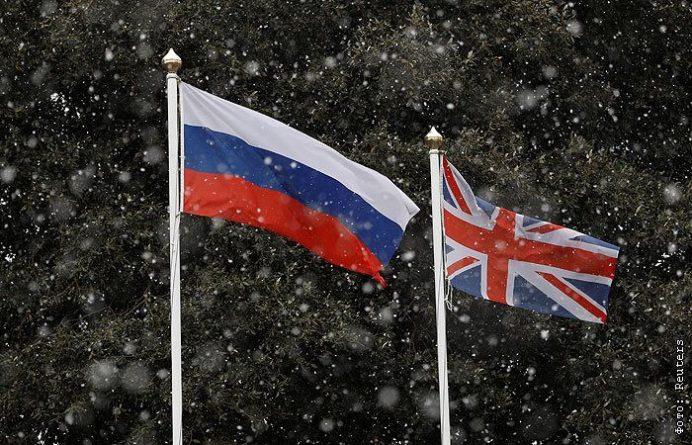 Общество: Россия ввела персональные санкции против 25 граждан Великобритании