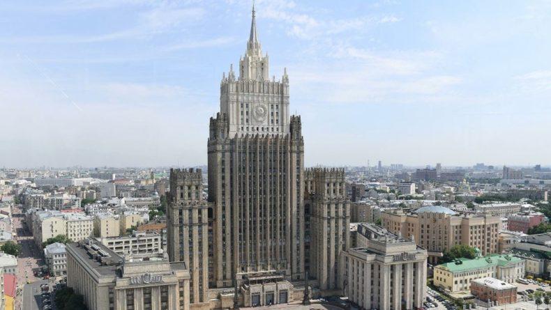 Общество: В МИДе РФ заявили о зеркальных мерах по делу Магнитского в отношении Великобритании