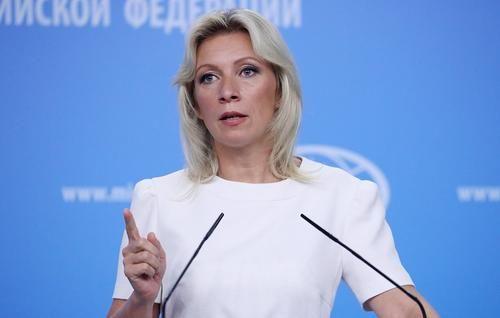 Общество: Захарова: Россия ввела ответные санкции против Великобритании
