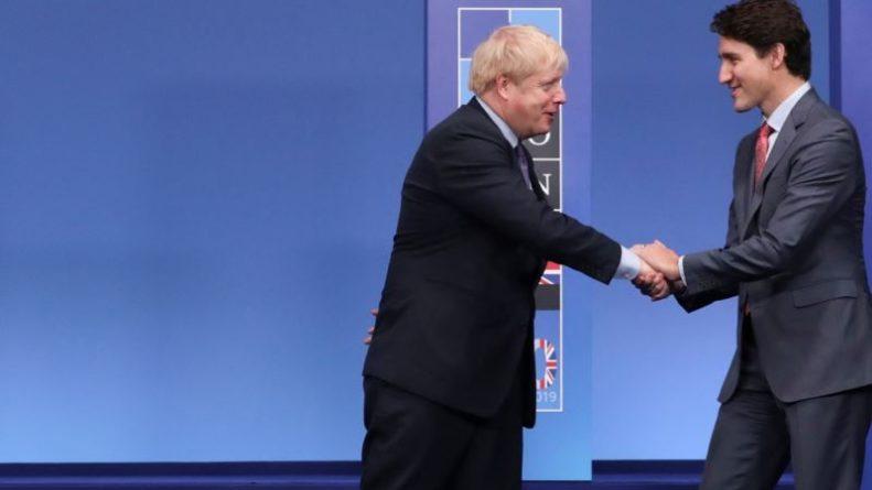 Общество: Великобритания и Канада объявили о торговой сделке