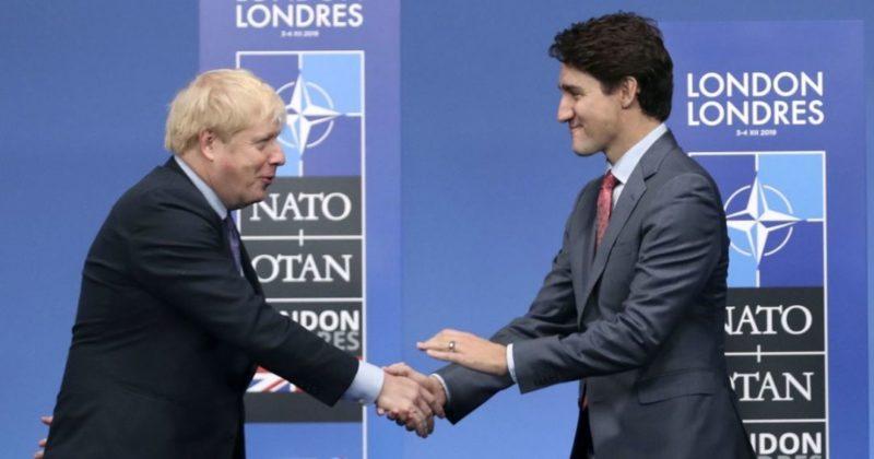 Общество: Великобритания и Канада заключили предварительное торговое соглашение