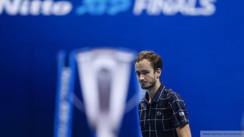 Общество: Даниил Медведев поборется за победу на Итоговом турнире ATP в Лондоне