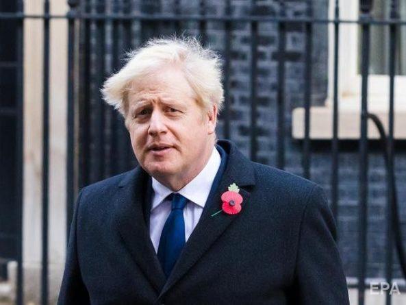 Общество: В Англии со 2 декабря снимут локдаун, но введут жесткие ограничения