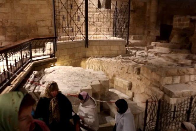 Общество: Находка века: археолог из Британии заявил, что обнаружил дом Христа