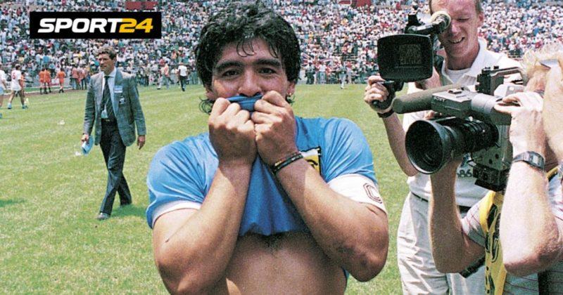 Общество: Самый великий матч в карьере Марадоны. Его голы Англии будут помнить всегда: видео