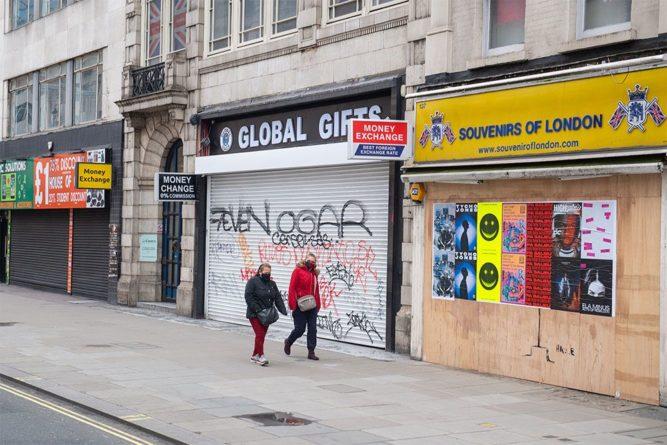 Общество: Минфин Британии заявил о сильнейшем за 300 лет спаде экономики страны