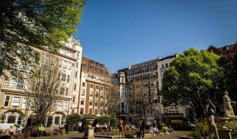 """Общество: Дело """"Норебо"""": экс-чиновник в розыске всплыл в Лондоне на Golden Square №37"""