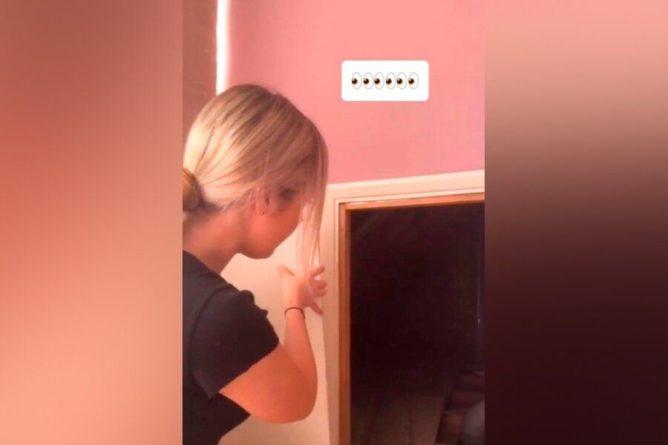 Общество: Девушка из Великобритании спустя 14 лет нашла в доме тайную комнату