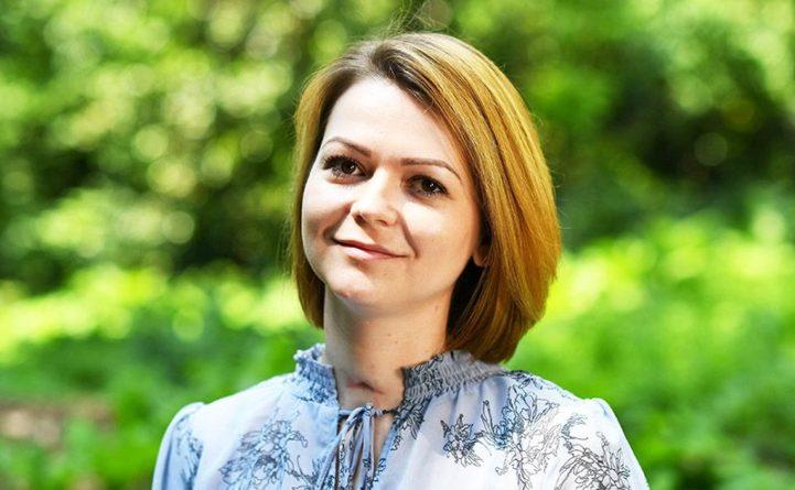 Общество: Юлия Скрипаль внезапно позвонила в Россию