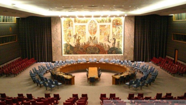 Общество: Британия, Эстония и США раскритиковали встречу Совбеза ООН по Донбассу