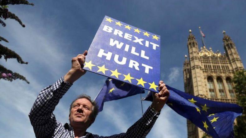 Общество: Как ЕС и Британия будут расплачиваться за «жесткий» Brexit